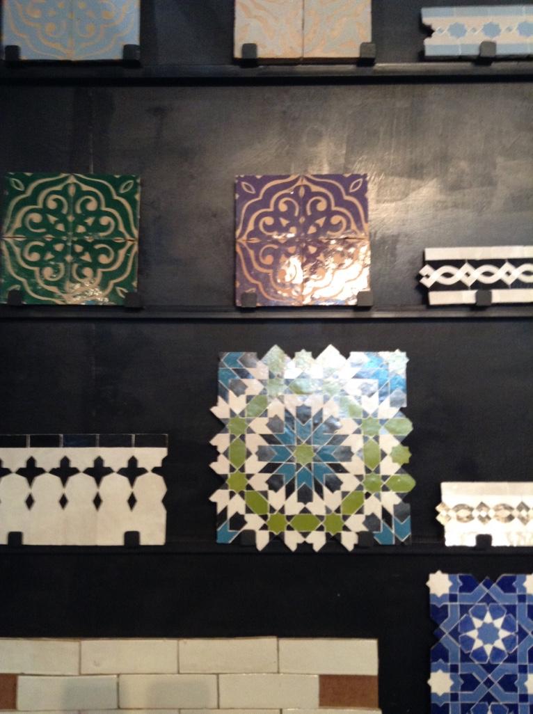 Moroccan tile by Zellik Gallery