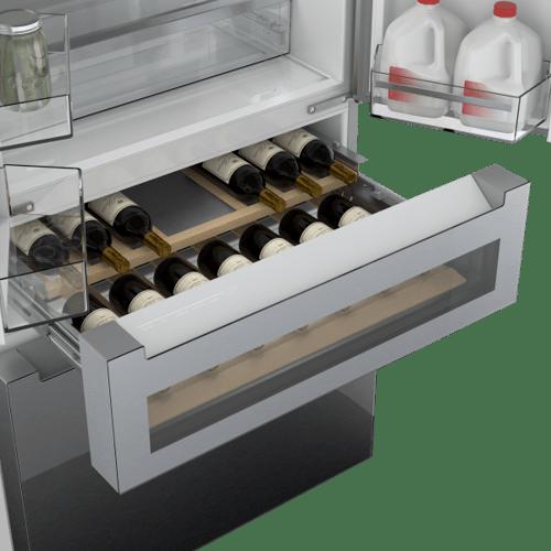800 Series Refreshment Center Refrigerator - Drawer - 01