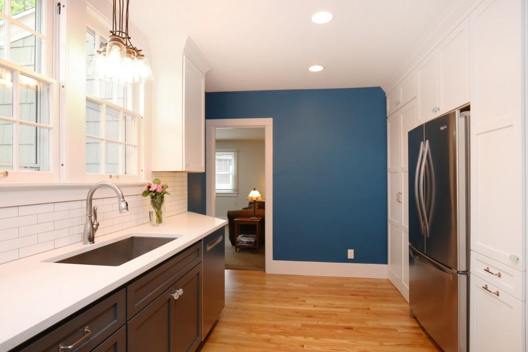 Thompson remodeling kitchen remodel