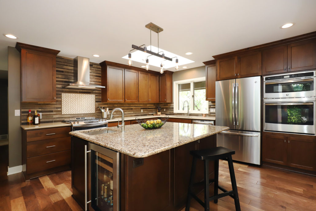 condo kitchen remodel by Thompson Remodeling
