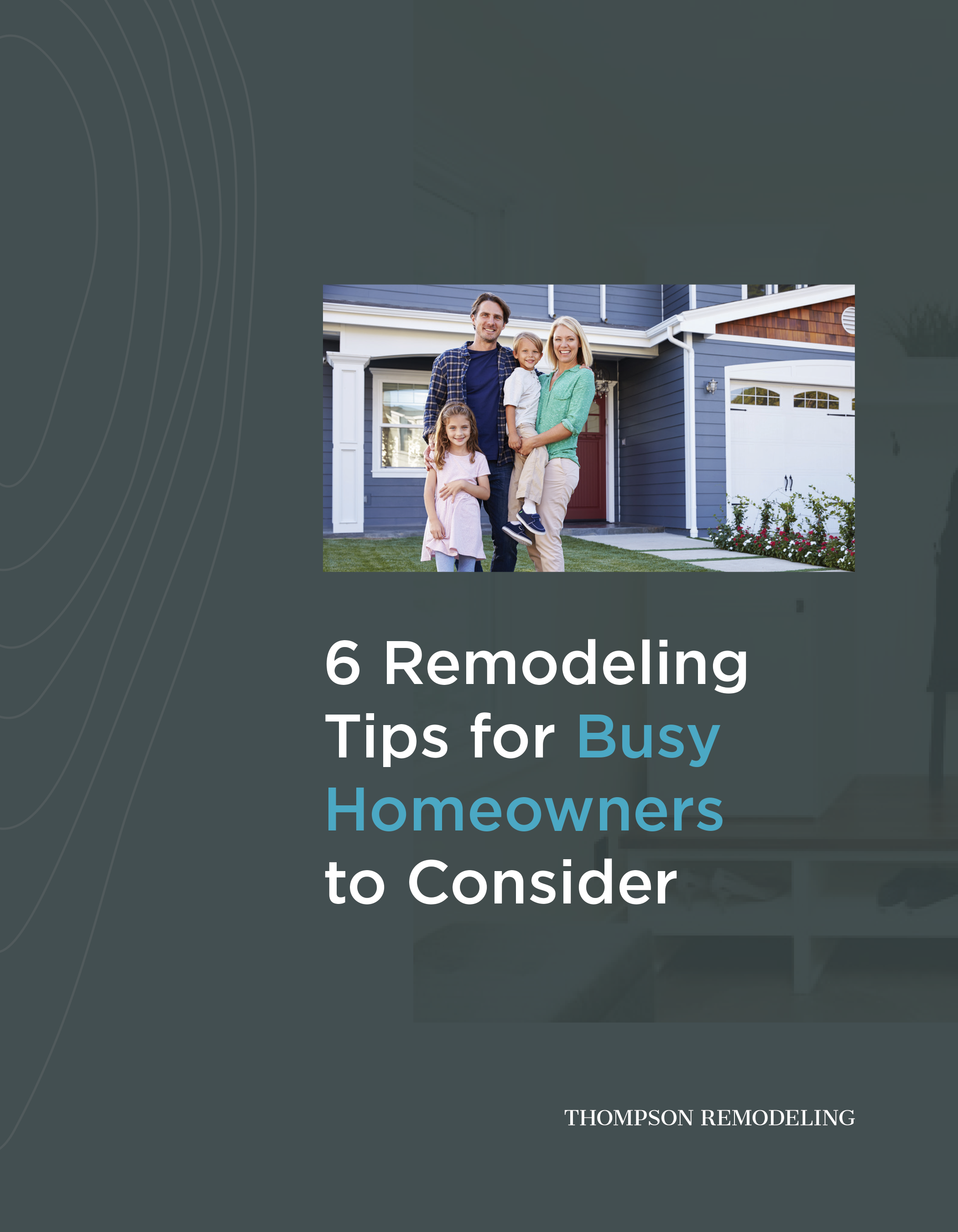 6 Remodeling Tips cover