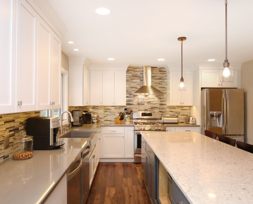 A Guide To Setting Up Kitchen Work Zones